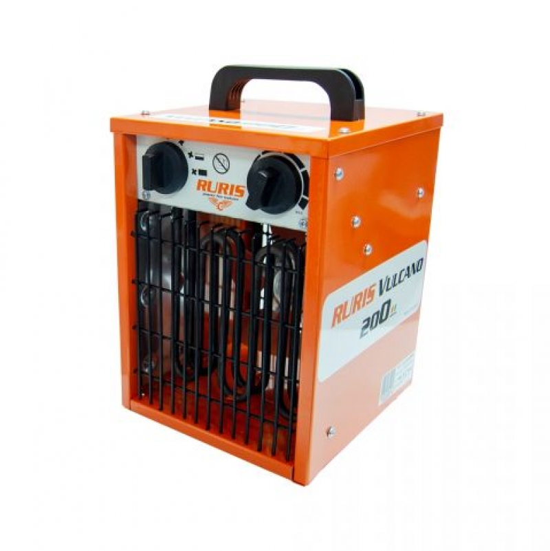 Електрически калорифер RURIS VULCANO 200