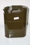 Туба - бензин,метал 10л