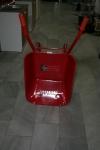 Строителна количка - червена