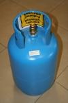 Битова газова бутилка - 27 л