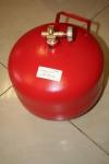 Туристическа газова бутилка - 7 л