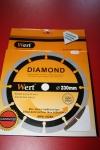 Диамантен диск 230мм